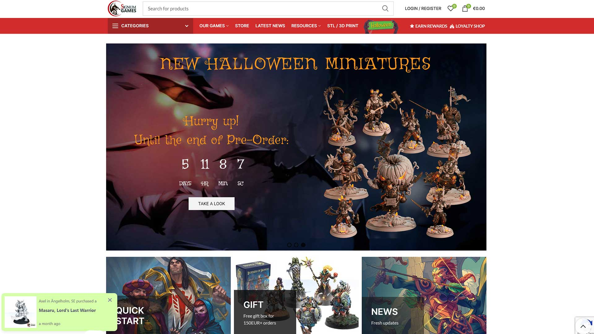Signu-Games-Home-Page